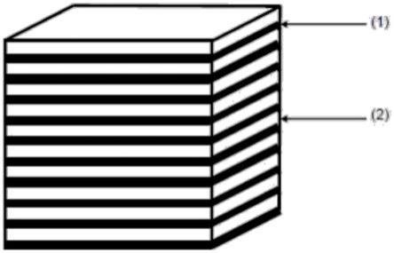 木复合块、半透明木单板及其生产方法与流程