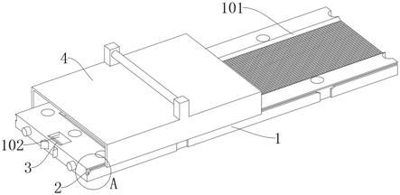 一种无纺布用便摧毁调换的喷丝板的创造办法