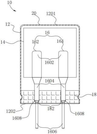 引线型电解电容器的制作方法