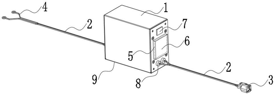 一种基于EVAP系统用测试装置的制作方法