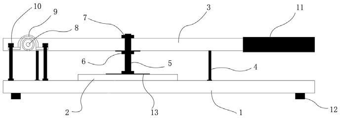 一种手压式压饼机的制作方法
