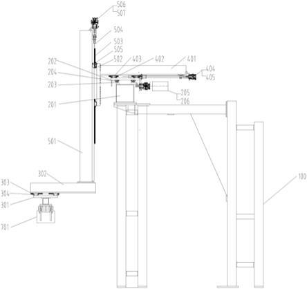 一种桁架机械手的制作方法
