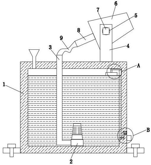 沙漠生态修复绿化专用喷雾机的制作方法