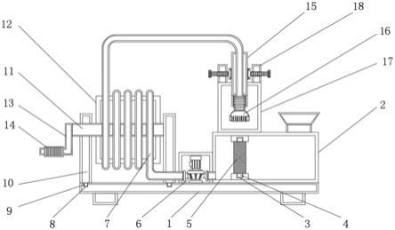 一种农艺地表喷灌器的制作方法