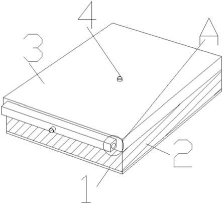 一种建筑物外墙装饰保温结构的制作方法