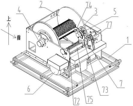 一种防爆测井绞车的制作方法