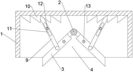 组角机用多角度辅助定位装置的制作方法