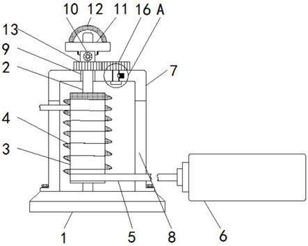 一种移动式电源插座的制作方法