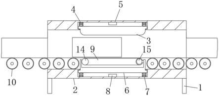 一种物料运输系统的制作方法