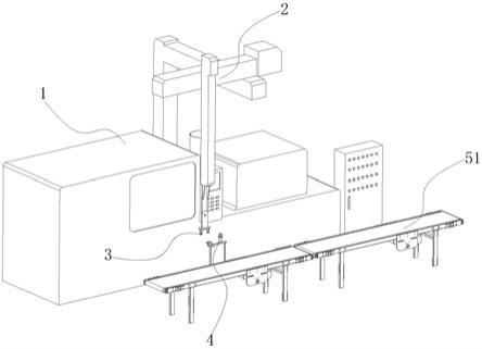 注塑机用自动剪切传送装置的金沙现金网平台