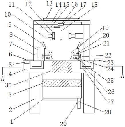 一种水泵制造用外壳切割设备的金沙现金网平台