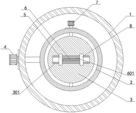 一种钛合金电极焊接翻转平台的制作方法