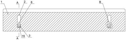 一种带床单定位的床垫的制作方法