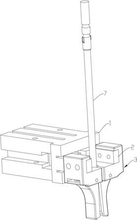 一种全自动拧螺丝机的夹取机构的制作方法