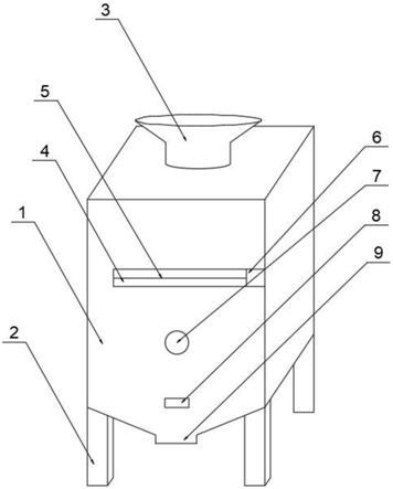 一种茶叶筛分装置的金沙现金网平台