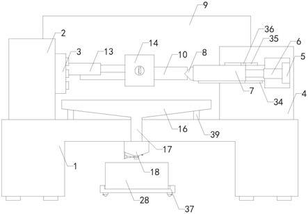 一种改良式数控车床的制作方法