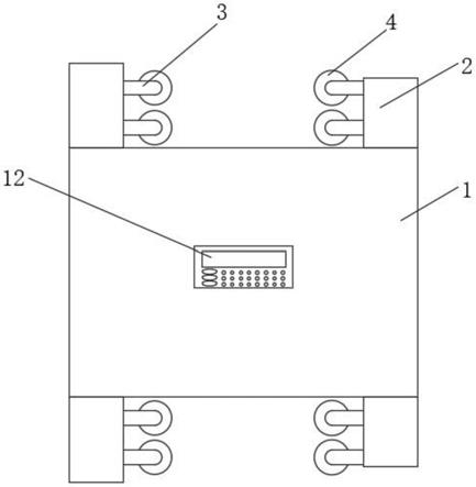 一种建筑智能化工程维保装置的制作方法