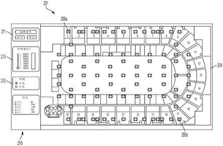LED照明模拟系统的金沙现金网平台