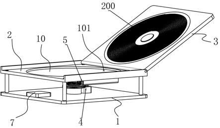一种高分辨率拾音器的制作方法