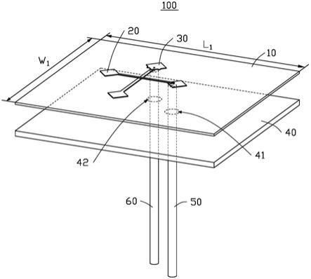 双频双极化天线及电子设备的制作方法