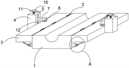 一种可多角度调节的焊接衬垫板的制作方法