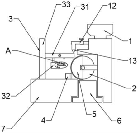 一种镜片打磨装置的制作方法
