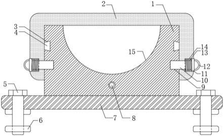 一种大型嵌件注塑真空定位模具装置的制作方法