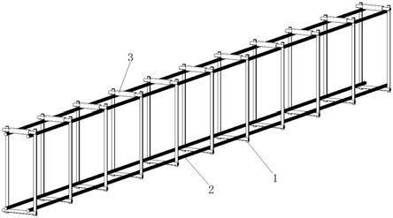 一种简易的钢筋加工传输装置的制作方法